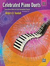Celebrated Piano Duets, Bk 3: Seven Diverse Duets for Early Intermediate Pianists