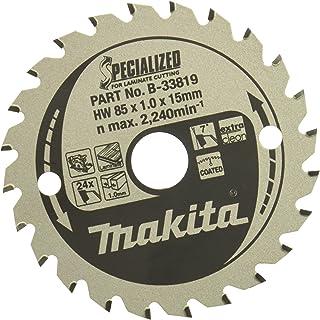 Preisvergleich für Makita B-33819 Specialized Saegeblatt85x15x24Z 85 x 15mm preisvergleich