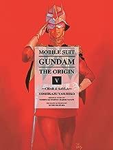 بدلة الهاتف الجوال Gundam: المنشأ ، التحكم في مستوى الصوت 5: char & sayla