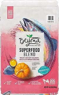 Purina Beyond Natural Adult Dry Dog Food - Superfoods Blend Formula & Small Breed Formula
