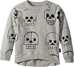 Skull Robot Sweatshirt (Toddler/Little Kids)