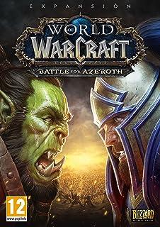 World Of Warcraft: Battle For Azeroth - Edición Estándar (Código Digital)