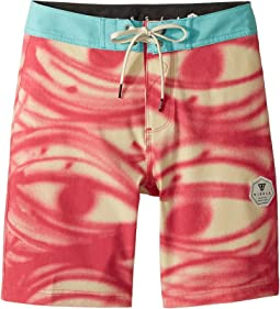 "Thomas Campbell Four-Way Stretch 17"" Boardshorts (Big Kids)"