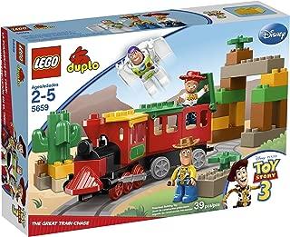 トイストーリー LEGO DUPLO Toy Story The Great Train Chase 5659 輸入品4567603