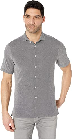 Julian Short Sleeve Button-Up Shirt