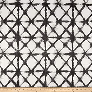 Premier Prints Outdoor Luxe Polyester Shibori Net Matte Fabric Fabric by the Yard