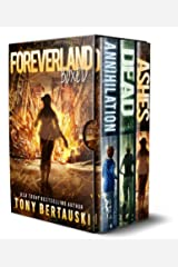 Foreverland Boxed: A Science Fiction Thriller (Unreality Book 1) Kindle Edition