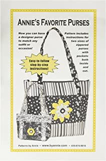 Patterns ByAnnie PBA106 Annie's Favorite Purses