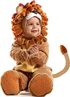 Spooktacular Creations Deluxe Baby Lion Costume Set (3-4years Old)