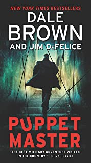 Puppet Master (Puppetmaster Book 1)