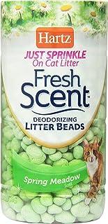 Hartz Fresh Scent Deodorizing Litter Beads - Spring Meadow
