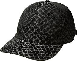 Versace - Chain Print Cap
