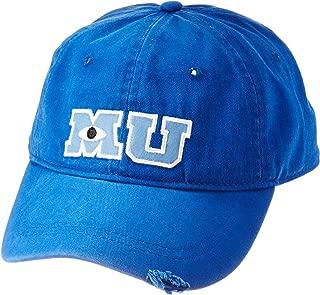 Disney Pixar Monsters University Adjustable Snapback Hat Cap