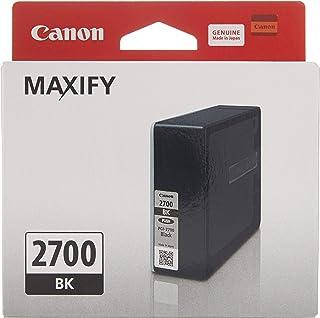 Canon BJ Cartridge PGI-2700PBK, Black