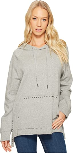 Blank NYC - Hooded Sweatshirt in Chill Game