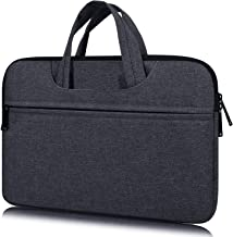 15.6 Inch Waterproof Laptop Sleeve Case for HP Premium 15.6 Laptop/ENVY X360/ProBook/OMEN 15, Acer Aspire, Dell Inspiron 15, Lenovo Ideapad, MSI ASUS Toshiba Samsung Carrying Case, Space Grey