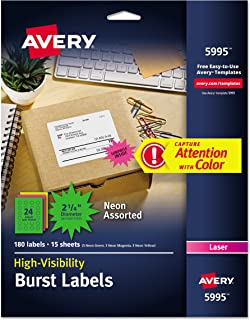 Avery ID and Specialty Labels (AVE5995)