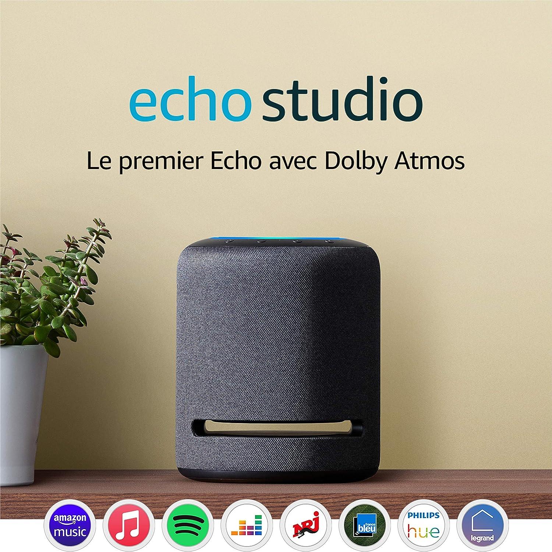 Photo de amazon-echo-studio