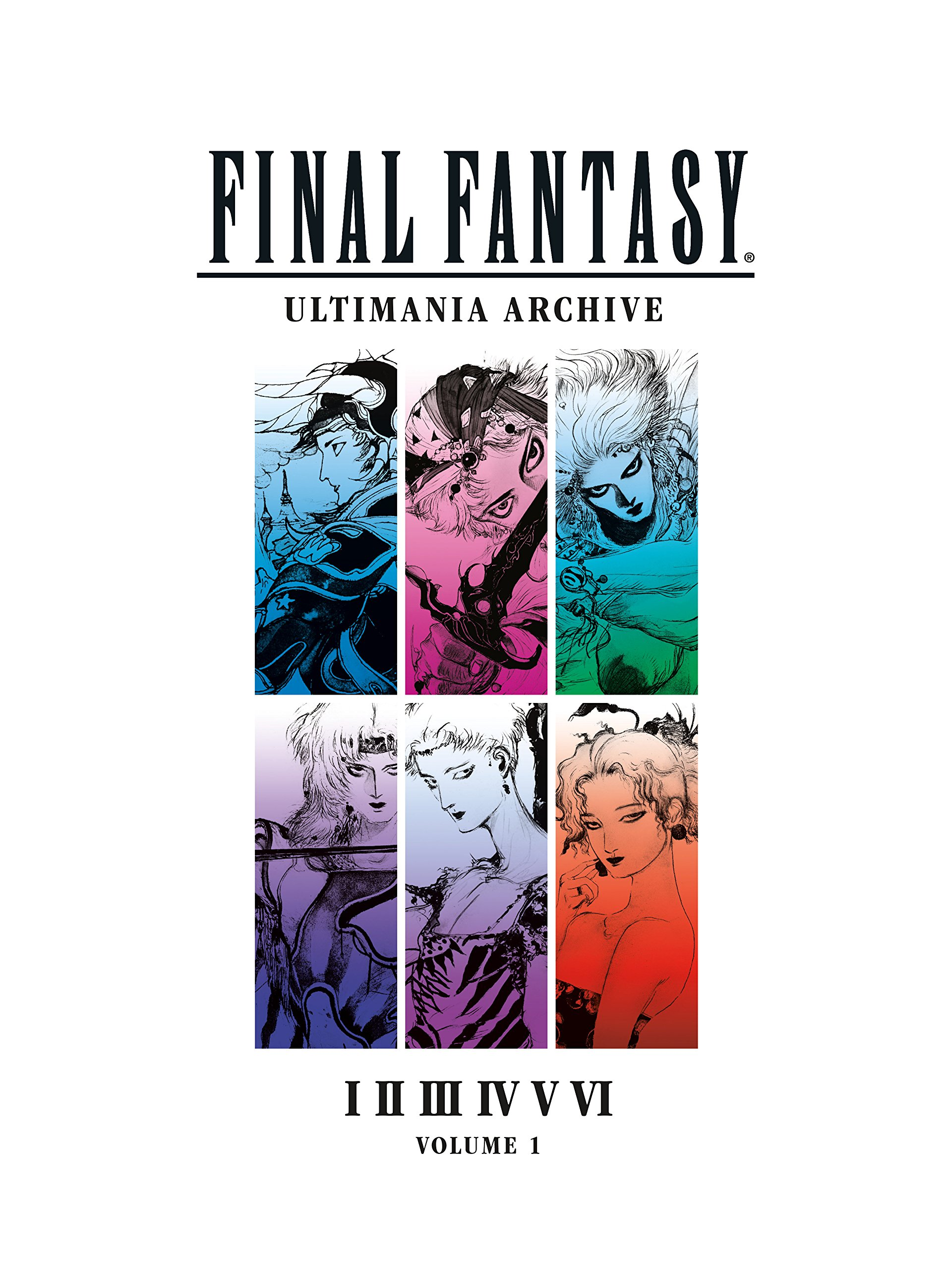 Image OfFinal Fantasy Ultimania Archive Volume 1
