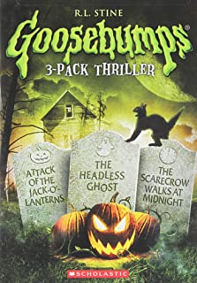 goosebumps movie jack o lantern