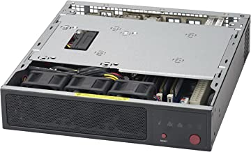 Supermicro SuperServer E200-8D - Mini-1U - Xeon D-1528 1.9 GHz - 0 MB - 0 G