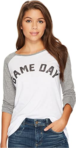 The Original Retro Brand - Game Day Baseball Raglan