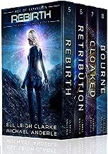 The Ascension Myth Boxed Set (Books 5-8): Rebirth, Retribution, Cloaked, Bourne (The Ascension Myth Boxed Sets Book 2)