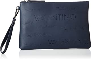 VALENTINO Womens Wallet, Blue - VBS42A02