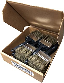 Wooster Brush Company 1113-2.5 - 2.5 Inch, China Derby Bristle Brush, Pack of 24