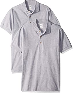 Gildan Men's Ultra Cotton Pique Sport Shirt, 2-Pack