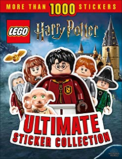 LEGO Harry Potter Ultimate Sticker Collection: More Than 1,000 Stickers (Ultimate Sticker Collections)
