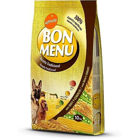 affinity Bon Menu - Receta Mediterránea - Alimento Completo ...