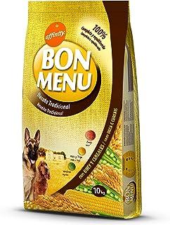 comprar comparacion affinity Bon Menu - Receta Tradicional - Comida para Perros - 10 Kg