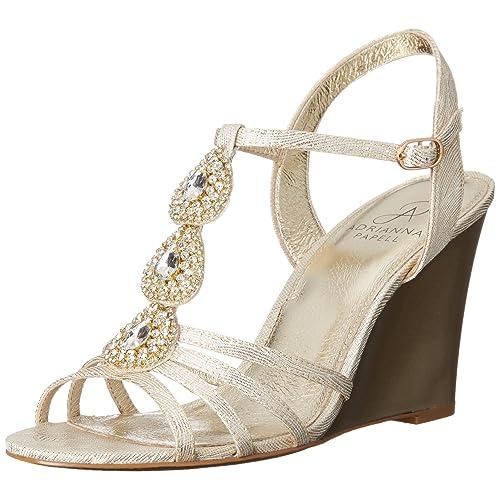43153b46ef35d Dressy Wedge Sandals: Amazon.com