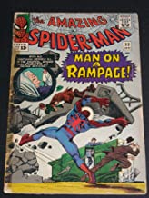Amazing Spider-man #32 Silver Age Comic Book Doctor Octopus (AMAZING SPIDER-MAN, 1ST)