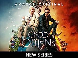 Good Omens  - Season 1 (4K UHD)