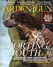 Garden and Gun Magazine (December, 2015/January, 2016)