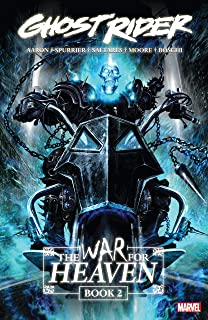 Ghost Rider: The War For Heaven Book Two (Ghost Rider (2006-2009) 2) (English Edition)