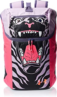 Under ArmourUnisex-AdultBackpack,Mojo Pink/Silver-1316958-641