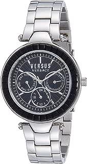 Versus by Versace Women's SOS070015 Sertie Stainless Steel Bracelet Watch