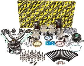 Evergreen OK5047ECM/0/0/0 99-03 Jeep Grand Cherokee Dodge RAM Durango Dakota 4.7 SOHC Master Overhaul Engine Rebuild Kit