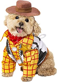 Disney's Toy Story - Sheriff Woody Pet Costume, Size M