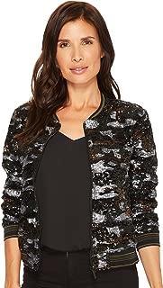 Sanctuary Womens Sequins Jacket
