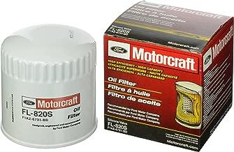 Best ford motorcraft oil filter fl820s Reviews
