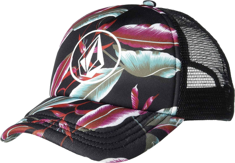 Volcom Women's Into Paradise Trucker Foam Snapback Hat
