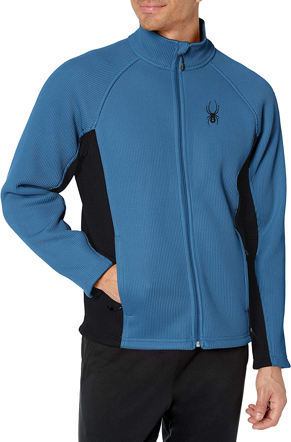 Spyder Men's Foremost Challenge the lowest price of Japan ☆ Full Zip Heavy Ranking TOP20 Wt Jacket Stryke