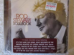 STEWART, ROD-THE GREAT AMERICAN SOULBOOK by rod stewart (2009-08-03)