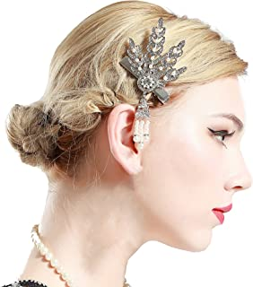 Best art deco hair jewelry Reviews