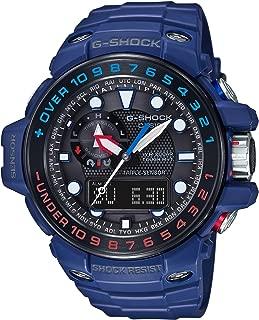 [カシオ] 腕時計 ジーショック ガルフマスター 世界6局対応電波ソーラー GWN-1000H-2AJF ブルー