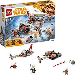 LEGO Star Wars Solo: A Star Wars Story Cloud-Rider Swoop Bikes 75215 Playset Toy